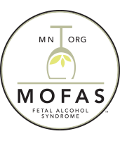 Minnesota Organization on Fetal Alcohol Syndrome Logo
